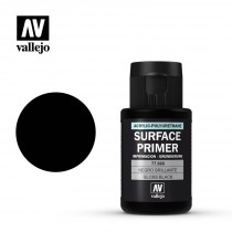 Gloss black surface primer 32 ml.
