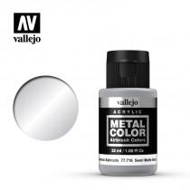 Metal color Aluminio satinado 32 ml.