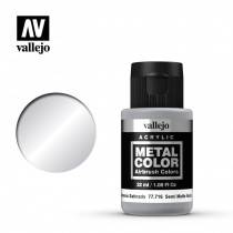 Metal color Satin aluminium 32 ml.