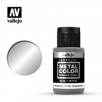 Metal color Duraluminio 32 ml.