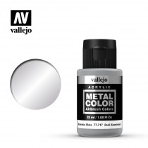 Metal color Dull aluminium 32 ml.