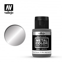 Metal color Dark aluminium 32 ml.