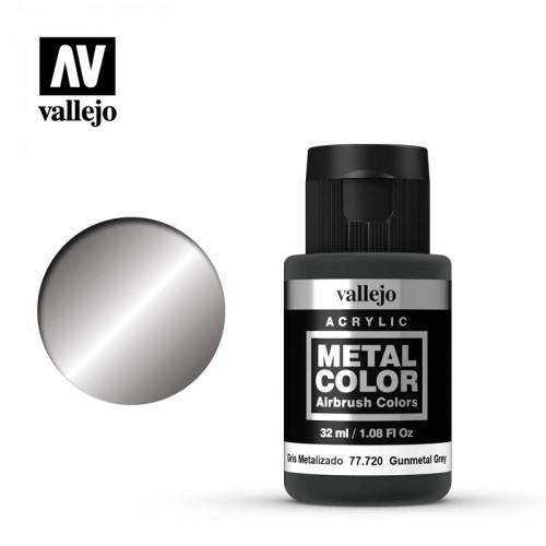 Metal color Gris metalizado  32 ml.