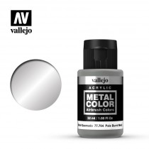 Metal color Pale Burnt metal 32 ml.