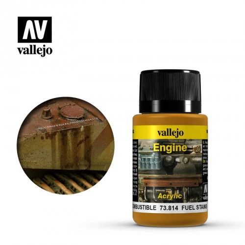 Fuel Stains 40 ml.