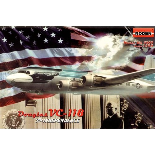Douglas VC-118 'The Independence' 1/144
