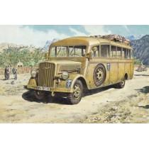 Opel Blitz 3.6-47 Late Type Omnibus W39 DAK/Afrika Korps   1/72