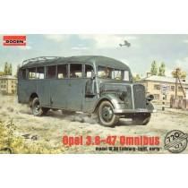 Opel 3.6-47 Ominbus type W.39 Ludewig-built early    1/72