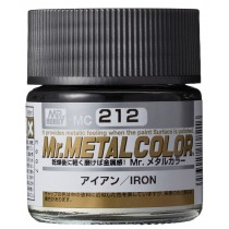 MC212 IRON METALIZADO