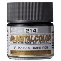MC214 DARK IRON METALIZADA