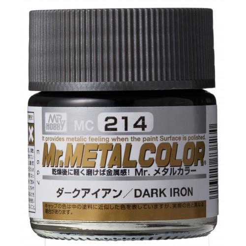 MC214 DARK IRON METALIZADA