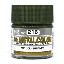 BRONZE VERDOSO METALIZADO MR COLOR