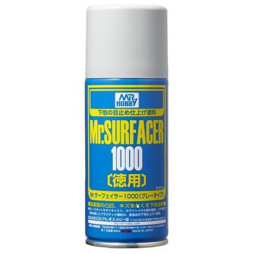 MR. SURFACER 1000 SPRAY 170 ML.