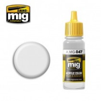 WHITE SATIN 17 ML.