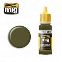 IDF GREEN 17 ML.