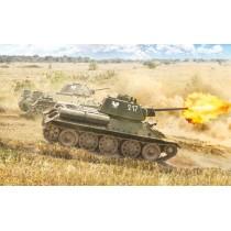 T-34/76 Model 1943 1/72