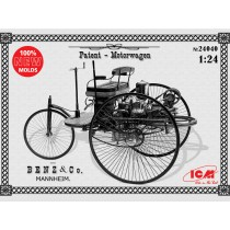 Benz Patent-Motorwagen 1886 (100% new molds)   1/24