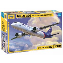 Irkut MC-21 Civilian Plane  1/144
