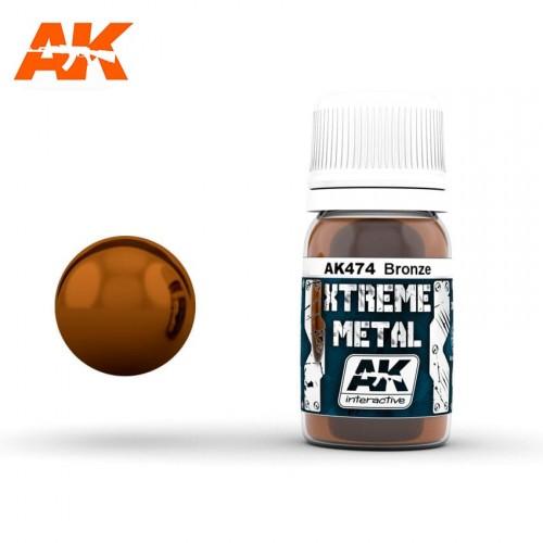 XTREME METAL BRONZE 30ML