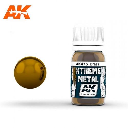 XTREME METAL LATÓN 30 ML.