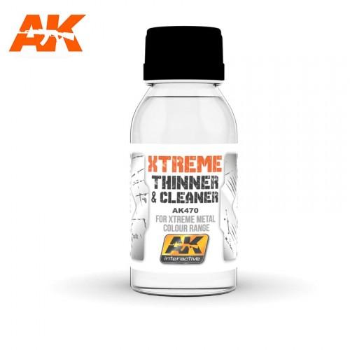 XTREME METAL LIMPIADOR 100 ML.