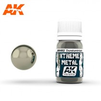 XTREME METAL DURALUMINIUM 30 ML.