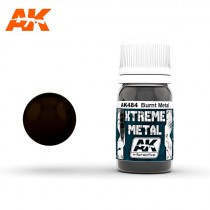 XTREME METAL BURNT METAL 30 ML.