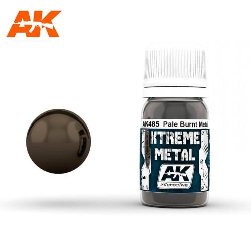 XTREME METAL PALE BURNT METAL 30ML
