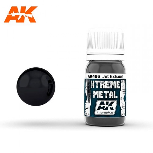 XTREME METAL METALLIC BLUE 30ML