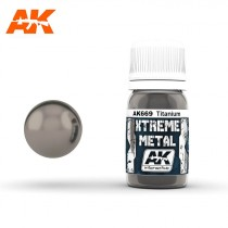 XTREME METAL TITANIUM 30ml