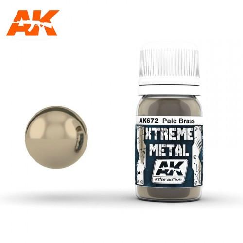 XTREME METAL PALE BRASS 30ml