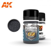 PIGMENTO METALICO DARK STEEL 35ML.