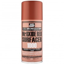 MR. OXIDE RED SURFACER 1000 170 ML.