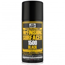 MR. SURFACER 1500 NEGRO SPRAY 170 ML.