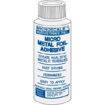 Micro Metal Foil Adhesive - 1 oz.