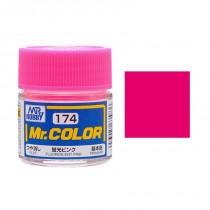 Mr. Color (10 ml) Fluorescent Pink