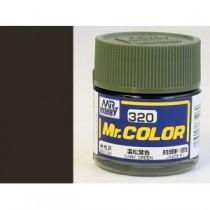 Mr. Color  (10 ml) Dark Green