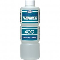 Mr Color Thinner Aqueous Hobby 400 ml