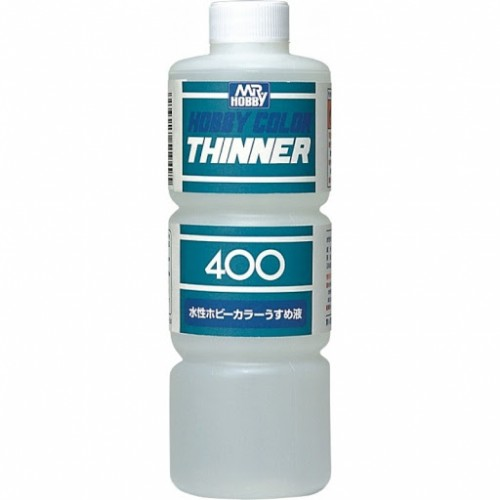 Mr Color Thinner Aqueous Hobby 400 ml