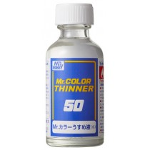 THINNER GUNZE 50 ML.