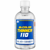 MR. HOBBY THINNER  110 ML.