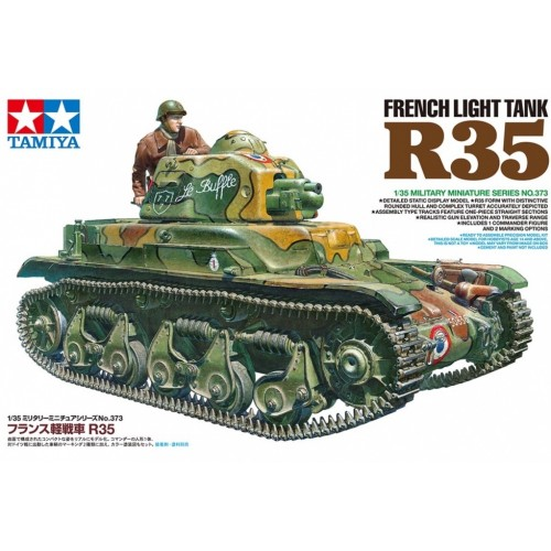 R35 French light Tank 1/35