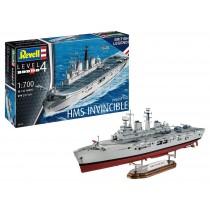 HMS Invincible (Falklands War) 1/700