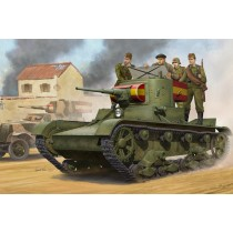 Soviet T-26 Light Infantry Tank Mod.1935 1/35