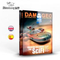 Revista Damaged especial Scifi