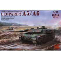 Leopard 2 A5/A6/Early A6 3-in-1 1/35