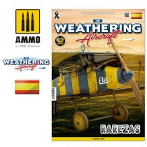 The Weathering Aircraft Número 16 Rarezas (