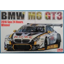 BMW M6 GT3 2016 Spa 24 Hours Winner 1/24