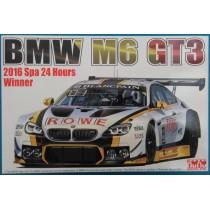 BMW M6 GT3 2016 Spa 24 Hours Winner 1/24