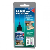 Deluxe Laser Kit Glue 25 GRMS.